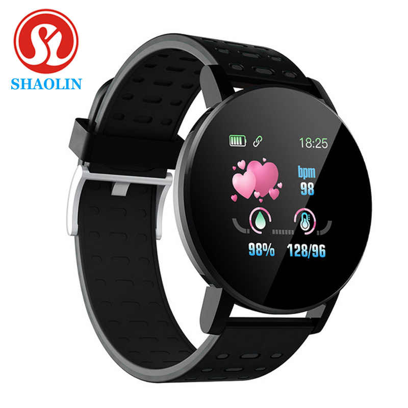 ساعة ذكية معدل ضربات القلب ساعة ذكية رجل معصمه الساعات الرياضية الفرقة Smartwatch لمشاهدة ios أندرويد مع ساعة تنبيه