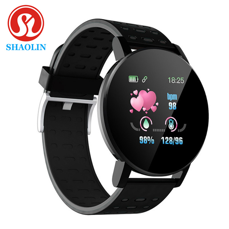 Smart Watch Heart Rate Smart Watch Man Wristband Sports Watches Band Smartwatch For Watch Ios Android With Alarm Clock
