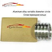 4 шт/лот 571 до 561 ступицы центриковые кольца od = мм id алюминиевые