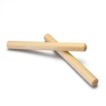 Rhythm sticks 2 x Brand New Percussion Sticks Children Musical Toy Gift percussion instruments