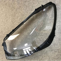 headlight transparent cover lighthouse lenses Headlight cover Front ligh for Mercedes Benz W205C180C200C260LC280 C300 2015 2016