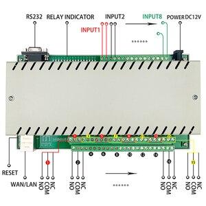 Image 1 - תעשייתי רמת איכות 4 8 16 32 CH חכם בית אוטומציה מודול בקר מתג מערכת שלט רחוק http מחשב APP domotica