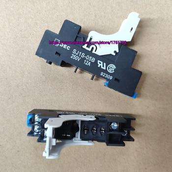 Nuevo y original para RJ1S serie RJ1S-CL enchufe relé de SJ1S-05B 5 pines ~