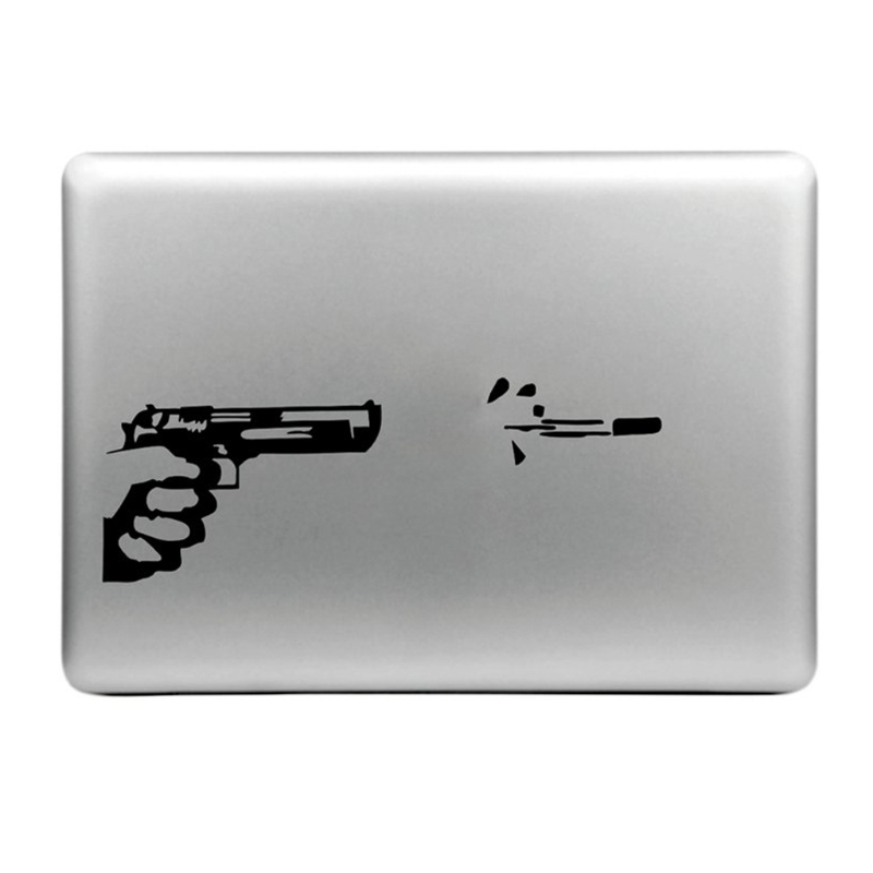 Laptop Sticker For MacBook General Funny PVC Decorations Decal Sticker
