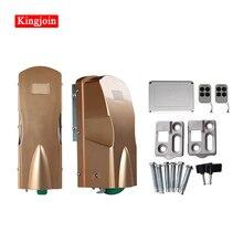 巨大なPKM A01 ローリングデュアルスイングゲートオープナーゲイツ 18 フィートロング 900 ポンドまで自動ドア自動スイングゲート