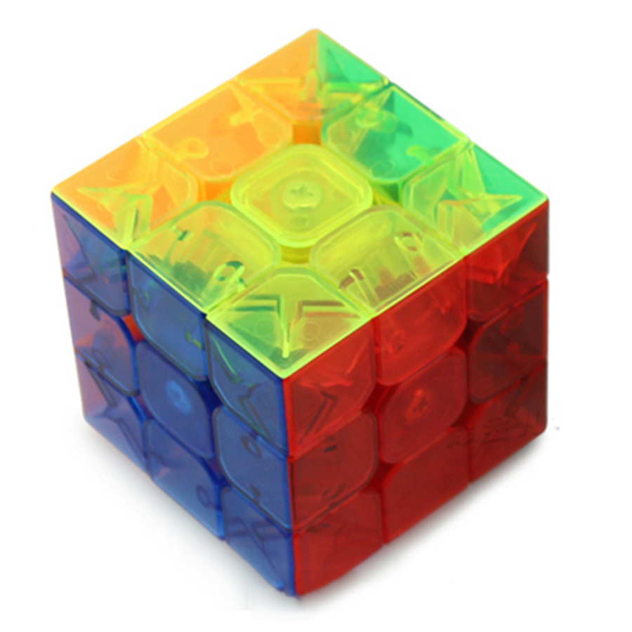 Magic Cubes Stress Reliever Cubos Magicos Puzzles Brinquedo Educativo Antistress Sensory Toys New Cube Toys Speed Cubes EE50MF(China)
