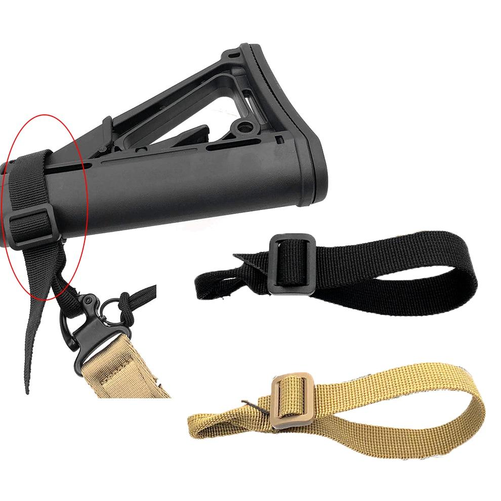 Tactical Multi-function Gun Rope Military Portable Strapping Belt Bundle Gun Belt For Shotgun Rifle Shooting  Accessories