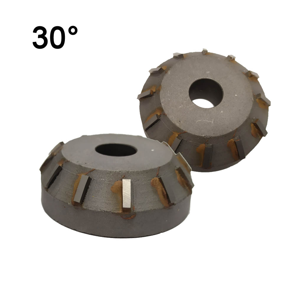 30 Degree Angle Carbide Valve Reamer Grinding Wheel Valve Seat Cutter For Motorcycle Car Engine Valve Seat Repair Reamer Head