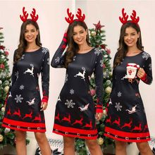 Women's Christmas Dresses Fast delivery in 7-10/15 days.