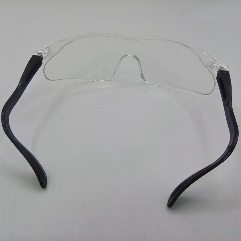 Dustproof Glasses Splashproof  Resistant Transparent  Safety Glasses Washable Disinfectable Reusable Safety Goggles