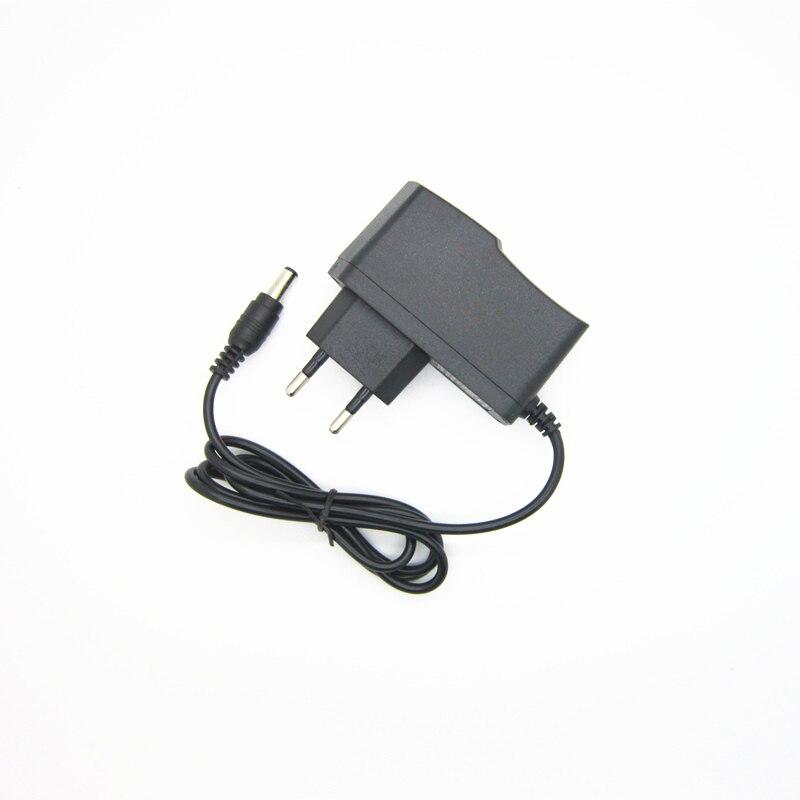 Adaptador de alimentação, dc 10v 0.85a 1a carregador de fonte de alimentação 4.0*1.7mm 10v 850ma 1000ma para sega tomada mega drive 2 ue eua reino unido au