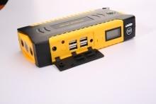 Multi-function Portable Power Supply Diesel Gasoline Universal Car Emergency Start Power Supply 12V LED Light With Power Adapter цена