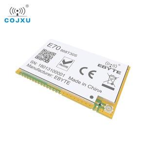 Image 5 - E70 868T30S 1W CC1310 Modul 868MHz IPEX Stempel Loch Antenne uhf Wireless Transceiver Sender Empfänger
