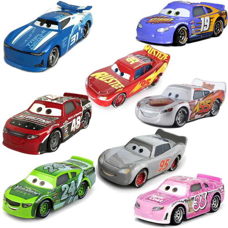 Disney Pixar Cars 2 Cars 3 No 95 Lightning Mcqueen Mater Jackson
