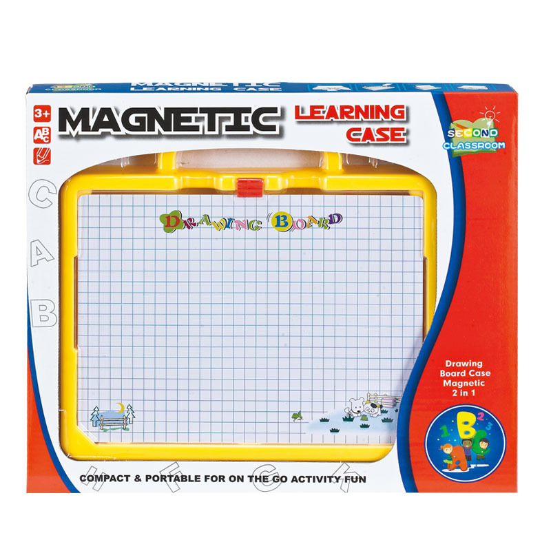 Magnetic Drawing Board Baby Graffiti Educational Toy Gift Box Children WordPad Painting Learning Writing Board