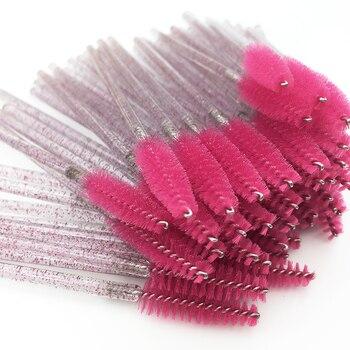 Disposable Make Up Brushes 50 pcs Set 2