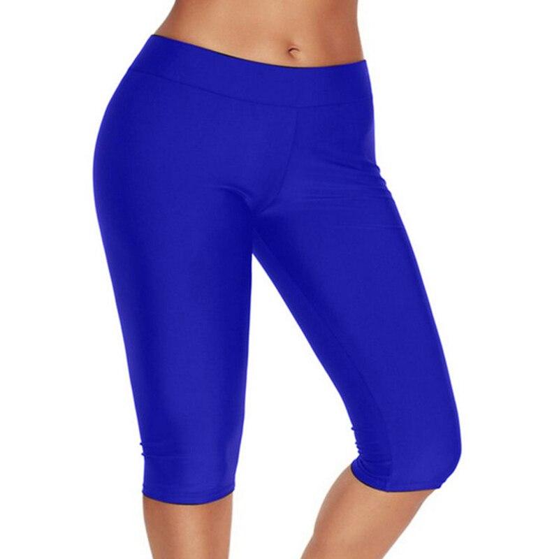 Hot Women Breathable Push Up Leggins Calf Pants Capris Summer Sports Anti-Vibration Slim Workout Running Fitness Leggings Legins