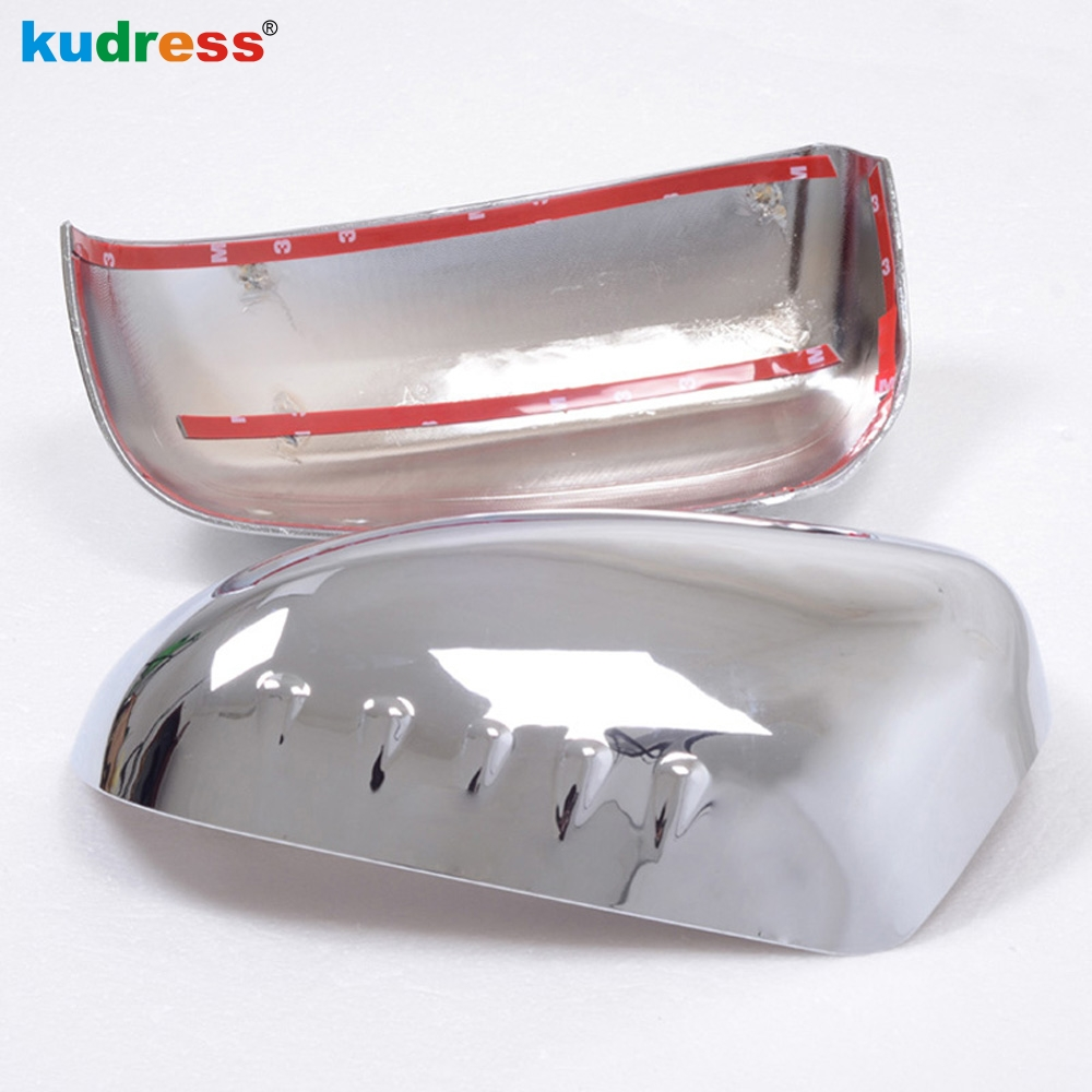 FOR US VERSION 2008-2011 FORD FOCUS CHROME DOOR HANDLE COVER COVERS OVERLAY 8PCS