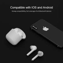 цена на i9x TWS High Version Wireless Bluetooth V5.0 Earphones Mini Soft Stereo Earbuds Pro Touch Headset With Mic 400mAh Charging Box