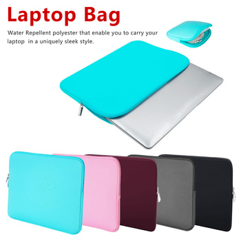 7 9 7 12 13 3 14 15 6 17 3 laptop bag tablet bag protective case notebook liner sleeve pc cover for macbook air 11 case ns 15111 Laptop Notebook Case Tablet Sleeve Cover Bag 11 13 14 15 15.6 for Macbook Pro Air Retina 14 inch for Xiaomi Huawei HP Dell