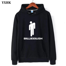 2019 Autumn Billie Eilish Sweatshirt Mens Hoodie Cotton Man Hoodies White Clothes Hip Hop Bts Peche