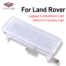 купить 2Pcs LED Courtesy Light Rear Boot Interior Luggage Lamp For Land Rover Range Rover Sport P38 Discoveery Freelander MGF LE500 дешево
