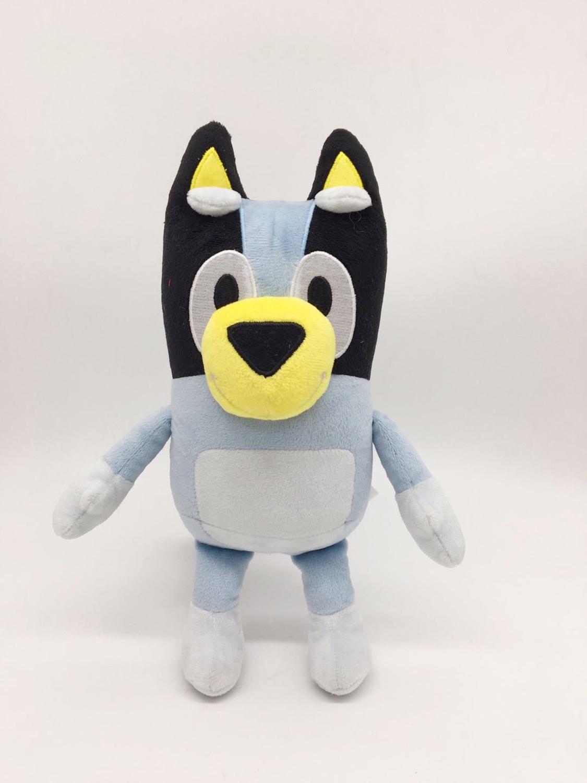 28cm Cartoon Bluey Bingo The Dog Plush Toys ABC TV Stuffed Soft Dolls For Kid Birthday Gift