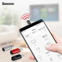 Baseus Mini Control remoto Universal para Samsung LG Aire ratón USB tipo C Smart IR adaptador de controlador para Android TV aire acondicionado
