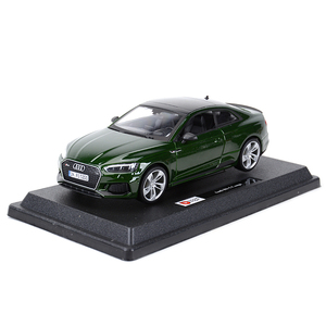 Image 4 - Bburago 1:24 Audi RS5 Coupe Sport Auto Statische Gegoten Voertuigen Collectible Model Auto Speelgoed
