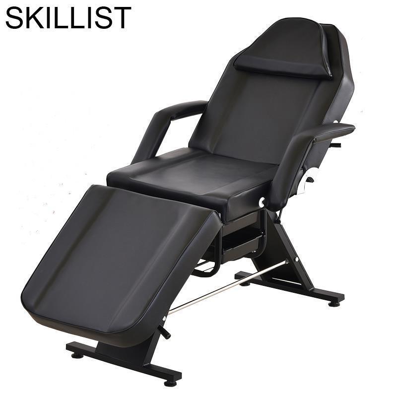 Mueble De Dental Furniture Para Beauty Tattoo Cama Massagetafel Folding Salon Chair Table Camilla Masaje Plegable Massage Bed