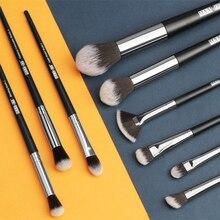 Makeup Brushes Set 18Pcs Beauty Make Up Tool Brush Cosmetic Powder Foundation Blending Eye Shadow Eyebrow Brush with Brush Bag