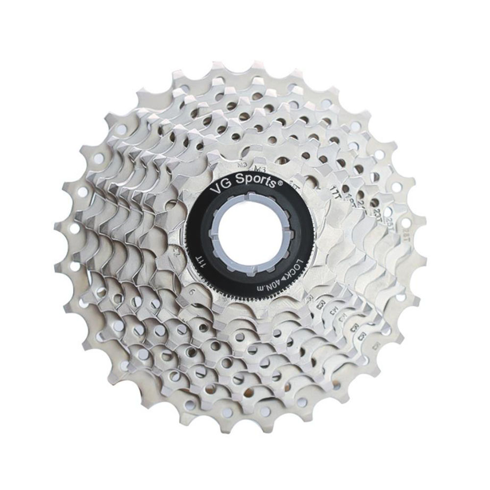 MTB Road Bike Bicycle 9speed 11-28T Freewheel Cassette Cycling Flywheel Cruising