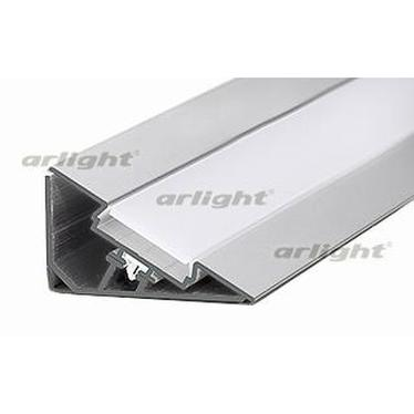 020909 Profile KLUS-LOCK-FM-BASE-2000 ANOD [Aluminum]-2 M. ARLIGHT-LED Profile Led Strip/KLUS/Universal.
