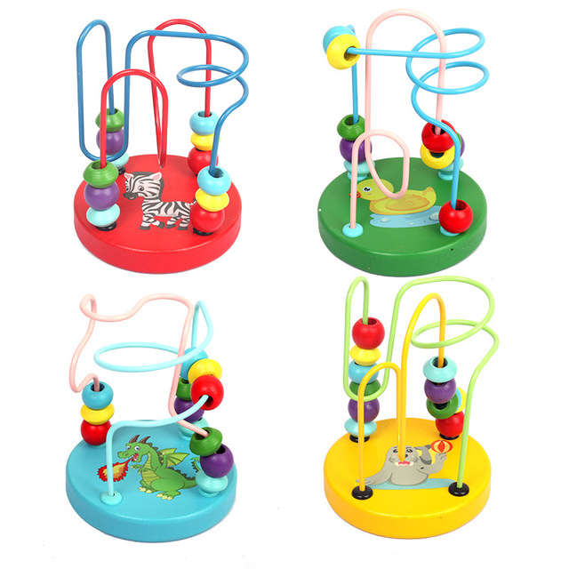 Math Bead Roller Coaster