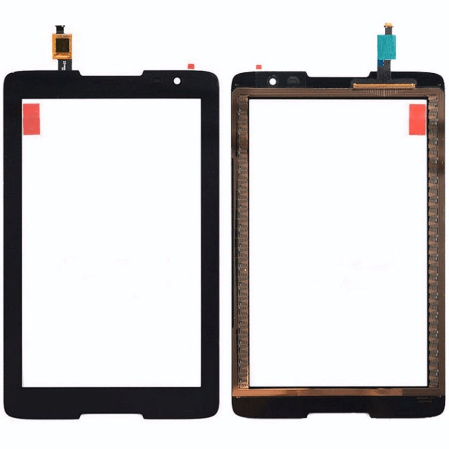 Touch Screen Digitizer Glas Sensor Vervanging Voor Lenovo Tab A5500-H A5500F title=