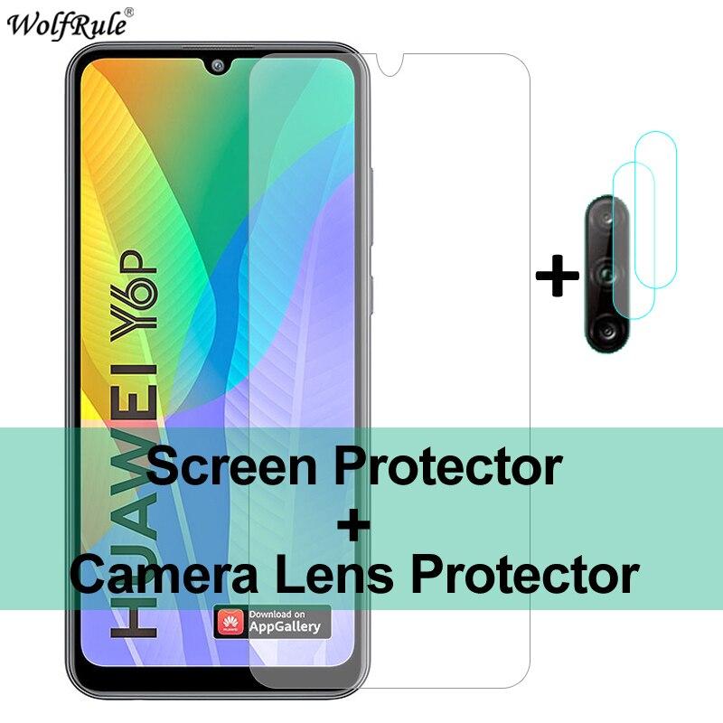 2 шт Защита экрана для Huawei Y6P стекло Y5P Y8P Y8S Y9S Y7P закаленное стекло HD 9H Защитная пленка для телефона для Huawei Y6P Y5P Y8P|Защитные стёкла и плёнки|   | АлиЭкспресс