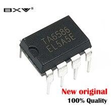 5 peças 100% novo e original ta6586 dip-8 ic em estoque