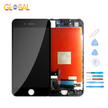 Best AAA++ Quality LCD For IPHONE 7 7 PLUS LCD Display Touch Screen Assembly Replacement For iphone7 iphone7 plus With Tools цена и фото