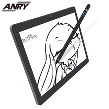 ANRY çocuk oyun Tablet Pc 10.1 inç Android 8.1 4G telefon görüşmesi 2 + 32GB Google oyun Video oyun için çift Wifi çocuk çizim Tab