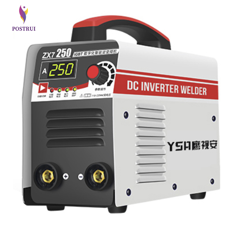 2 In 1 ARC/TIG IGBT Inverter Arc Electric Welding Machine 220V 250A MMA Welders For Welding Working Electric Working Power Tools