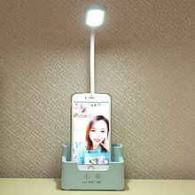 Desk Lamp Night Light USB Charging LED Lights Selfie Fill Mobile Live Table Reading