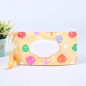 Container Reusable Wipes Case Pouch-Holder Dispenser Clutch EVA Eco-Friendly Travel Baby