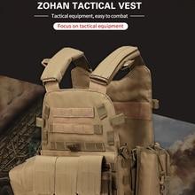 Военный тактический жилет Outlife USMC для страйкбола, боевой штурмовой тактический жилет с системой «Молле», 3 цвета, уличная одежда CS hunter