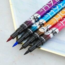 1 Pcs Black 36H Long Lasting Eye Liner Pencil Waterproof Eyeliner Pen Smudge-Proof Cosmetic Beauty Makeup Liquid