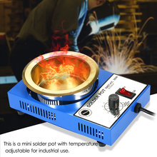 Soldering-Pot Lead-Free Mini Welding 220V for And Stainless-Steel Titanium-Coating 250W/300W