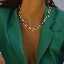 Европейская и американская Лучшая Продажа минималистское ожерелье