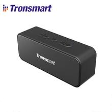 Original Tronsmart T2 Plus Bluetooth 5,0 Lautsprecher 20W Tragbare Lautsprecher NFC Spalte IPX7 Soundbar mit TWS Stimme Assistent Micro SD