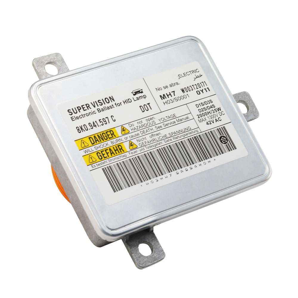 8K0941597C NEW OEM For VW AUDI D3S XENON HID BALLAST M-ODULE 8K0941597E / 8K0941597C / 8K0941597 Car Accessories