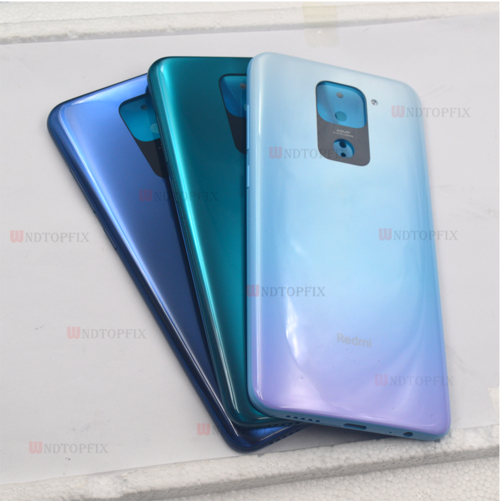 Redmi note 9 / note 10x 4G battery cover