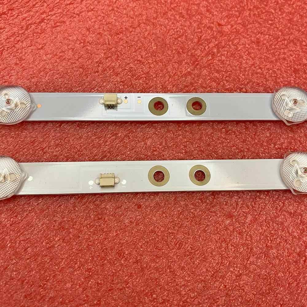جديد 2 قطعة/المجموعة 6LED LED شريط إضاءة خلفي ل ل K320WDX A1 A2 4708-K320WD-A2113N01 A1113N11 ab نوع